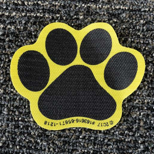 Carpet Mark-Its - Paws