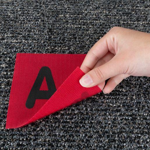 Carpet Mark-Its? - Alphabet