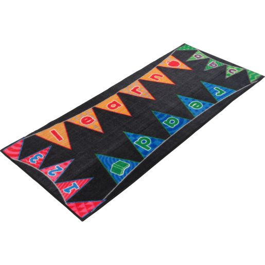 Colorful Classroom Runner Rug?
