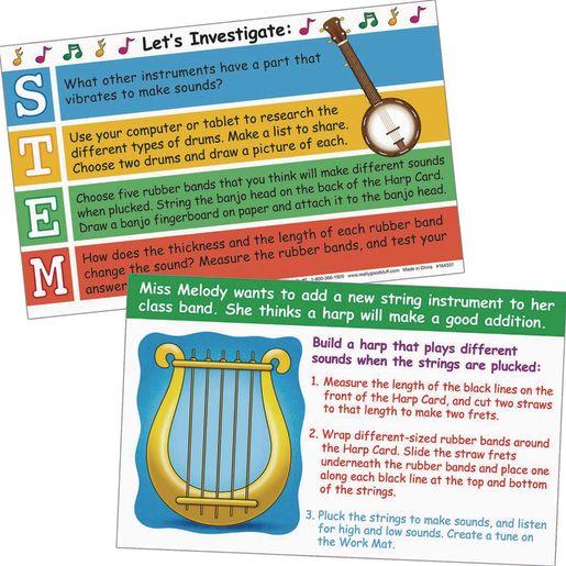 STEM-tivity? Class Kits - Silly Sounds