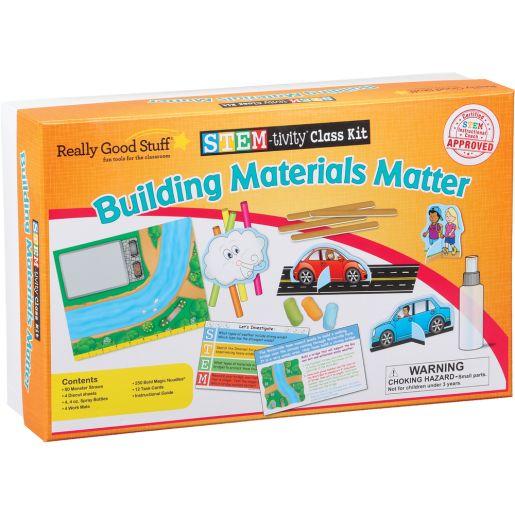 STEM-tivity? Class Kit - Building Materials Matter