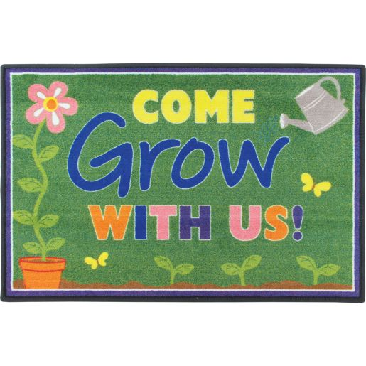 Growth Mindset Rug - 3' x 2'