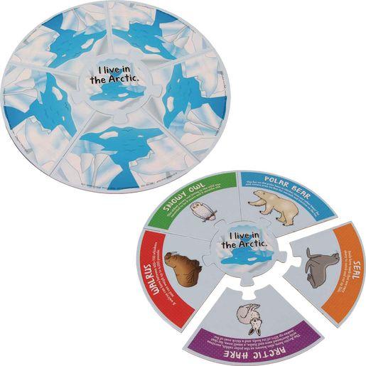 Animal Habitats Puzzles_5