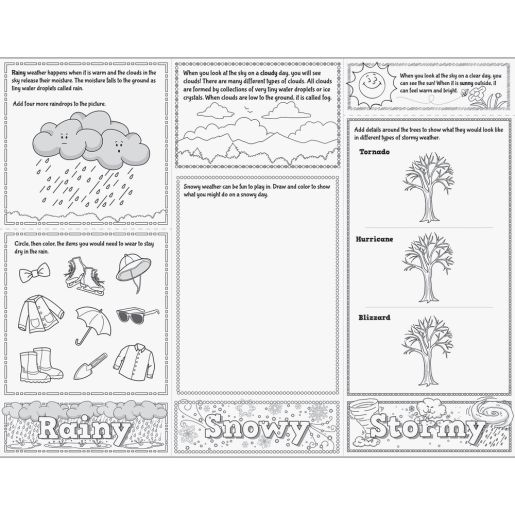 Build-Your-Own Flip Books? - Weather