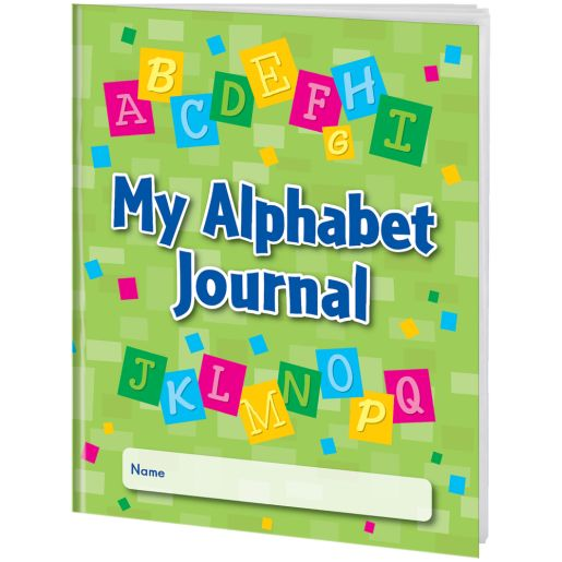 My Alphabet Journals