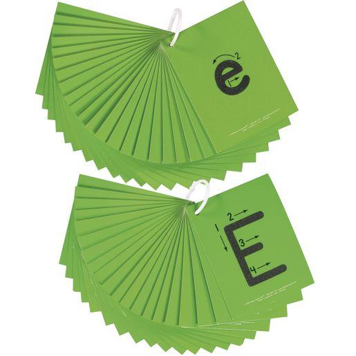 EZread™ Sandpaper Tactile Letters Complete Set
