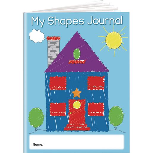 My Shapes Journals Set of 12