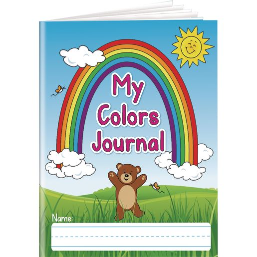 My Colors Journals Set of 12