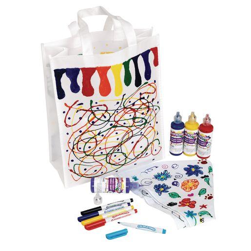 Colorations® Fabric Paint Kit