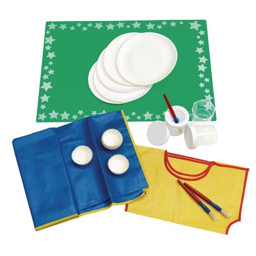 Colorations® Paint Set Up Kit