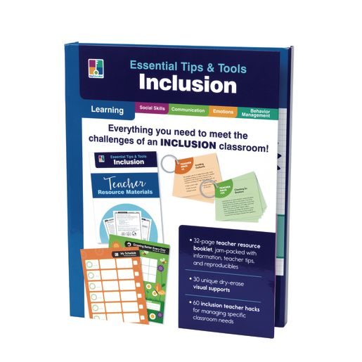 Essential Tips and Tools: Inclusion
