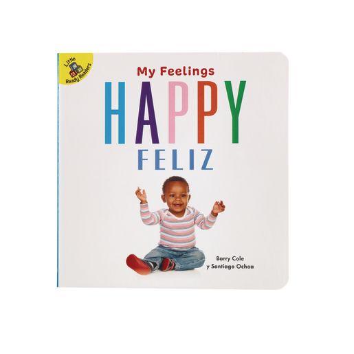 My Feelings Board Book Set of 5_2