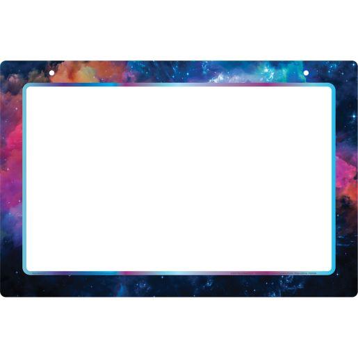Galaxy Dry Erase Sign
