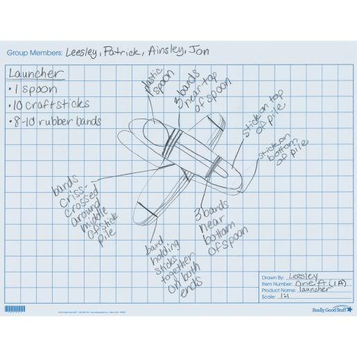 Engineering Blueprint Mats