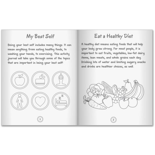 My Best Self Mini Activity Journals