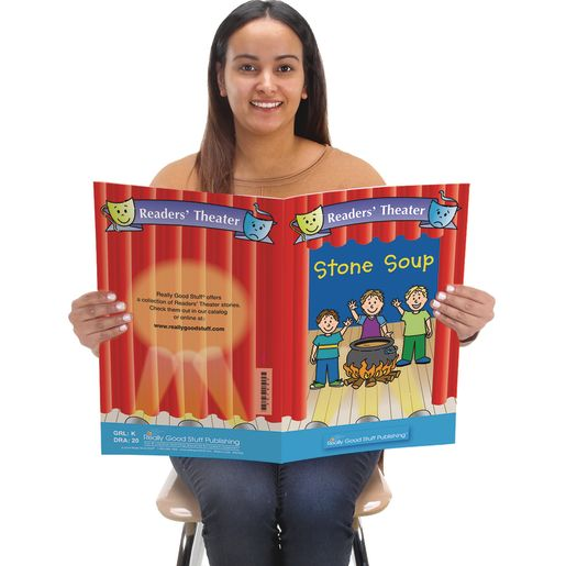Really Good Readers' Theater - Stone Soup Big Book