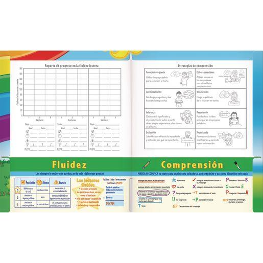 Carpeta De Fluidez Y Comprensi�n Lectora (Fluency For Comprehension Folder)