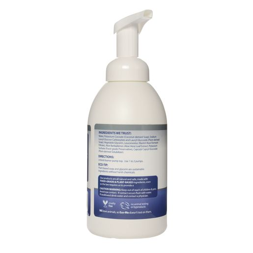EcoMe Classroom-Sized Foaming Hand Soap 20oz- Fragrance Free_1