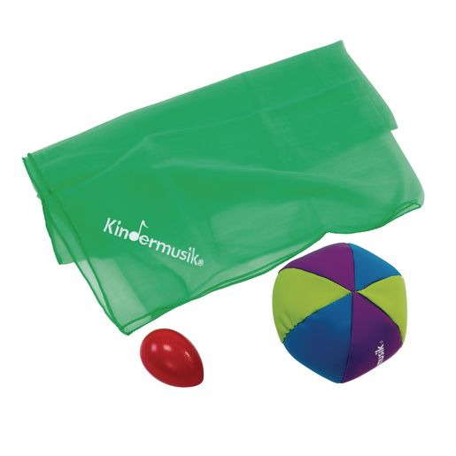The Kindermusik® Case for Music for You & Your Baby Activity Kit