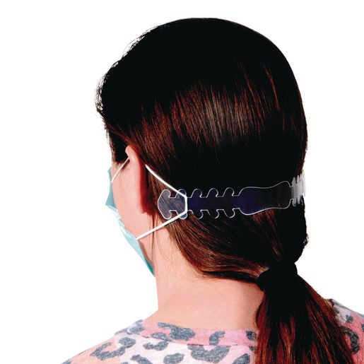Image of Mask and Face Covering Ear Protectors Set of 4