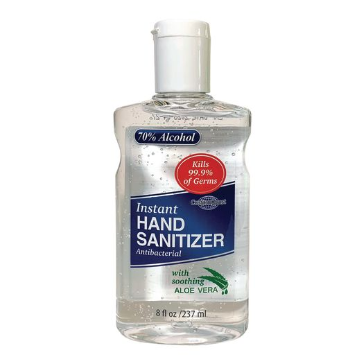 Hand Sanitizer Gel 8oz_0