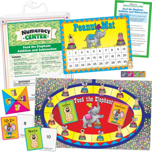 Family Engagement Math Practice & Solve Play Pack - 1st Grade