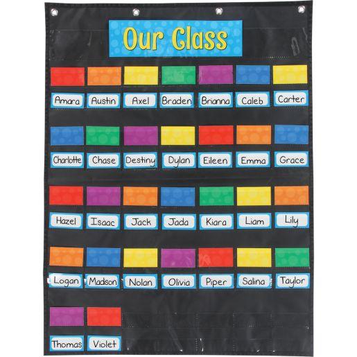 Our Class Management Pocket Chart