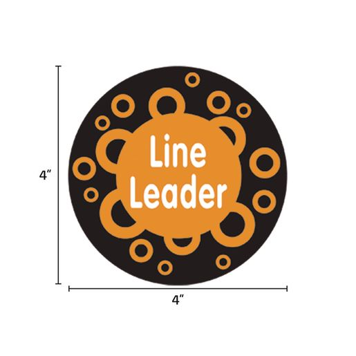 EZ Stick Classroom Line-Up Helpers