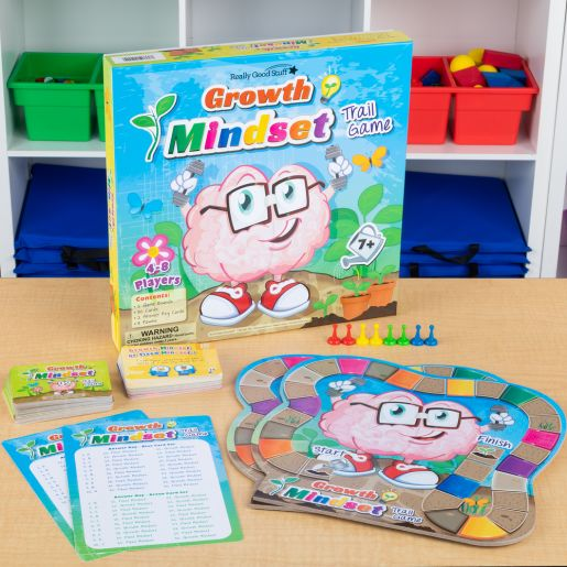 Growth Mindset Trail Game