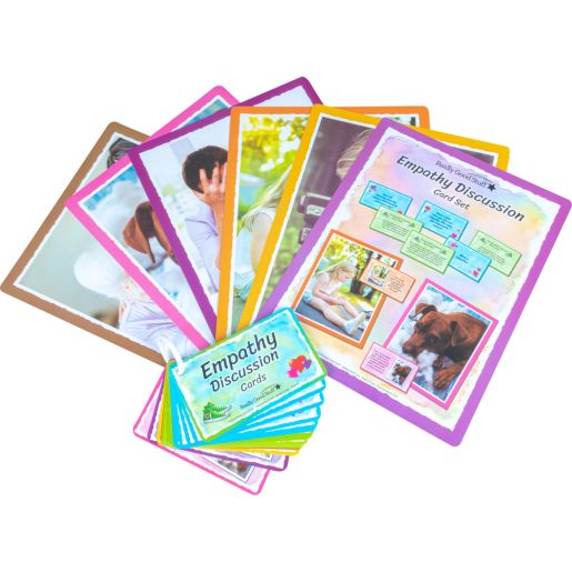 Empathy Discussion Cards - Set of 20