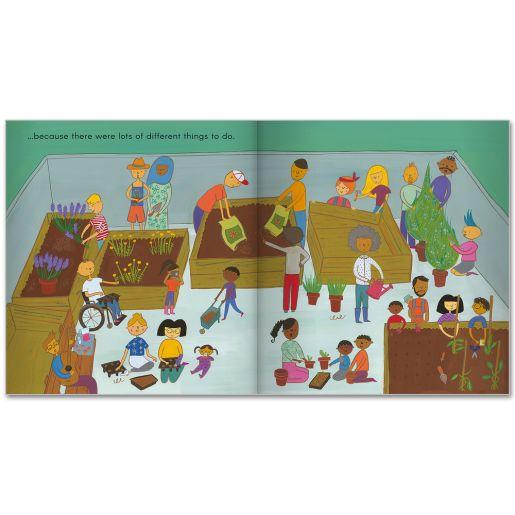 Errol's Garden - 1 book