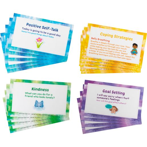SEL Conversation Cards For Home