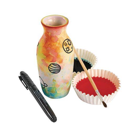 Colorations DYO Mini Vase, 1 Piece_2
