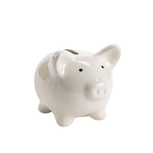 Colorations DYO Piggy Bank, 1 Piece