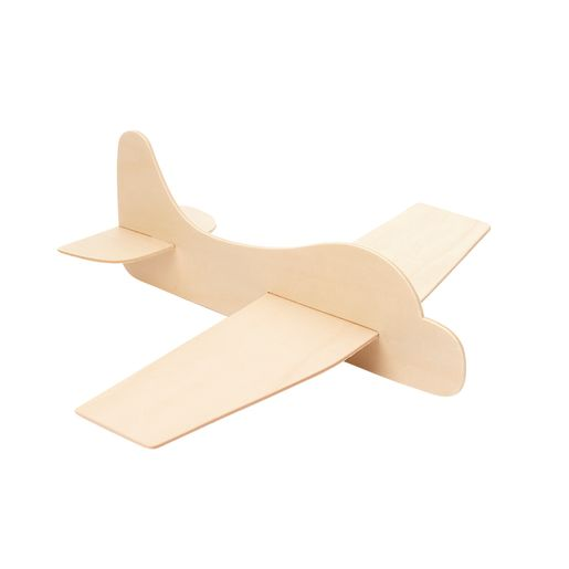 Colorations DYO Wood Plane, 1 Piece_2