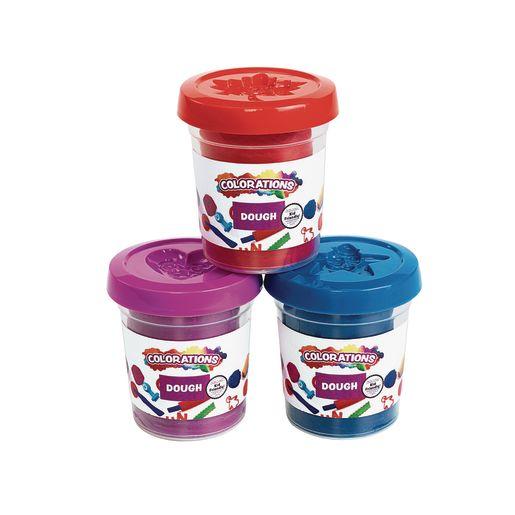 Colorations Play Dough - 3 oz. - Set of 3 Colors_0