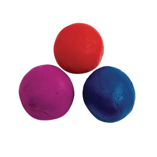 Colorations Play Dough - 3 oz. - Set of 3 Colors_1