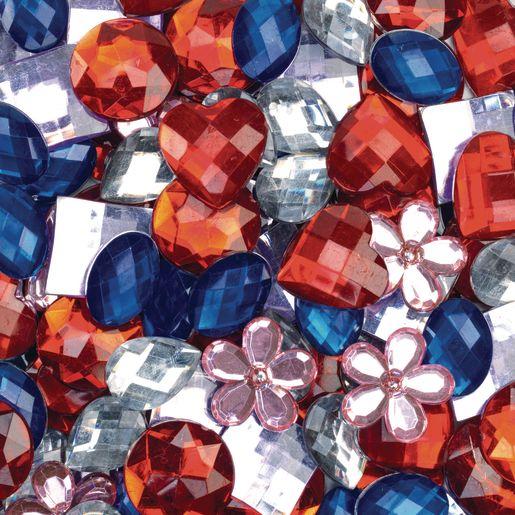 Colorations Rhinestones, Set of 100_0