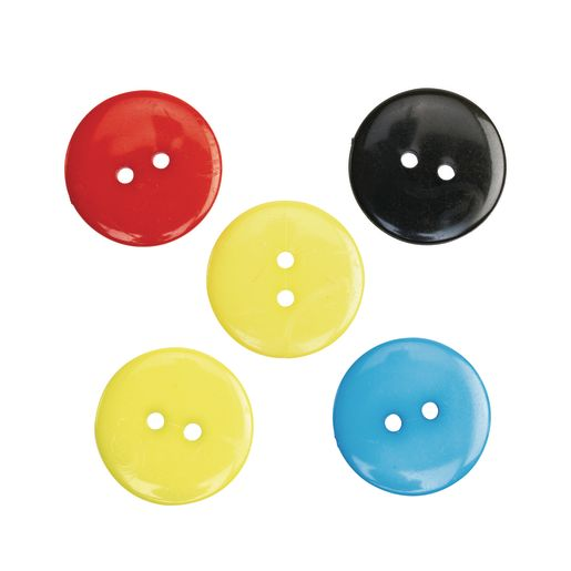 Colorations Craft Buttons, Set of 100_2