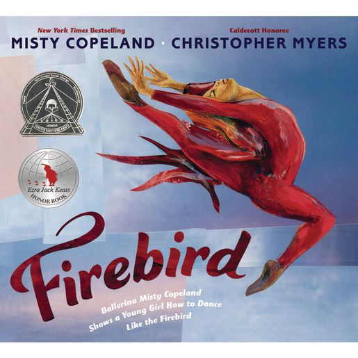 Image of Firebird Hardcover Book