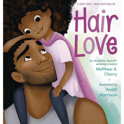 Hair Love Hardcover Book