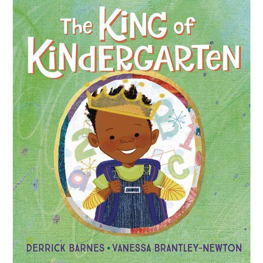 Image of The King of Kindergarten Hardcover Book