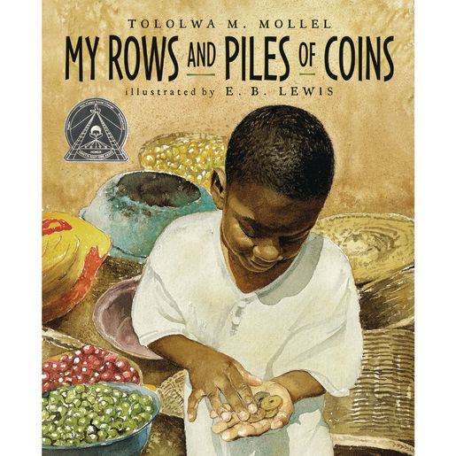 Image of My Rows and Piles of Coins Hardcover Book