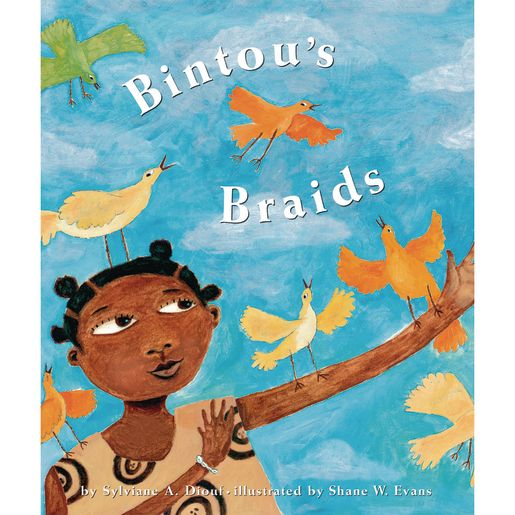 Image of Bintou's Braids Paperback Book