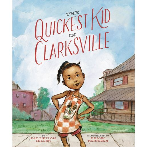 Image of The Quickest Kid in Clarksville Hardcover Book