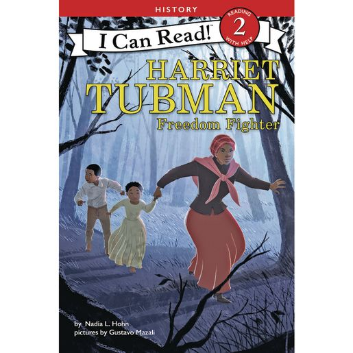 Image of Harriet Tubman: Freedom Fighter Paperback Book