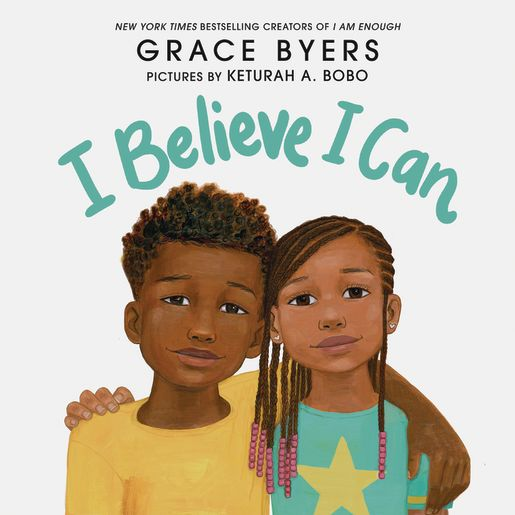 Image of I Believe I Can Hardcover Book