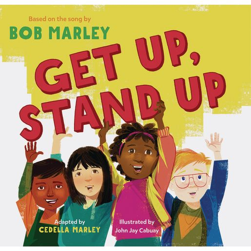 Image of Get Up, Stand Up Hardcover Book