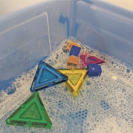 Manipulatives Cleaning Tub Kit