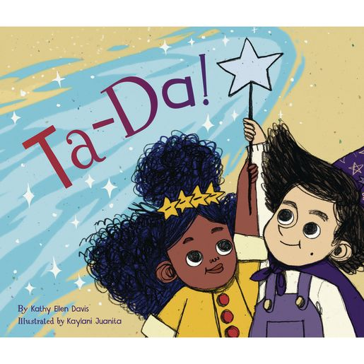 Image of Ta-Da! Hardcover Book
